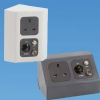 Sockets & Switches -black-beige-c-line